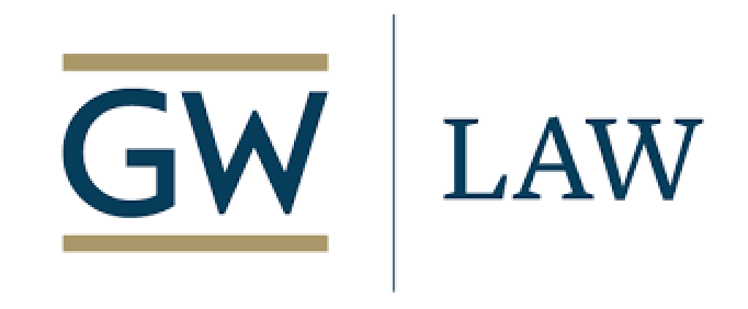 GW School of Law logo