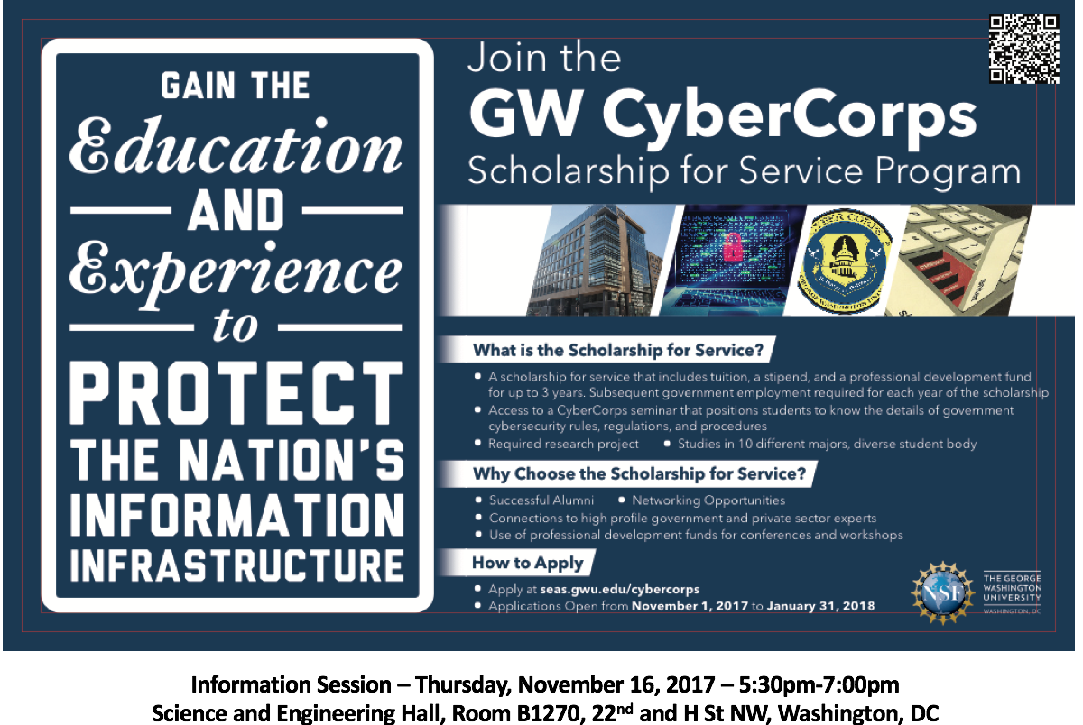 CyberCorp General Information Session